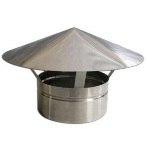 Chapéu Chinês INOX