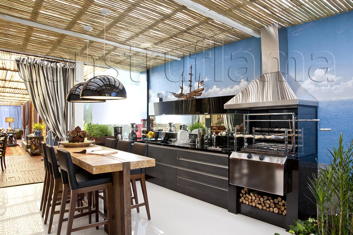 Espaço Gourmet - Galeria